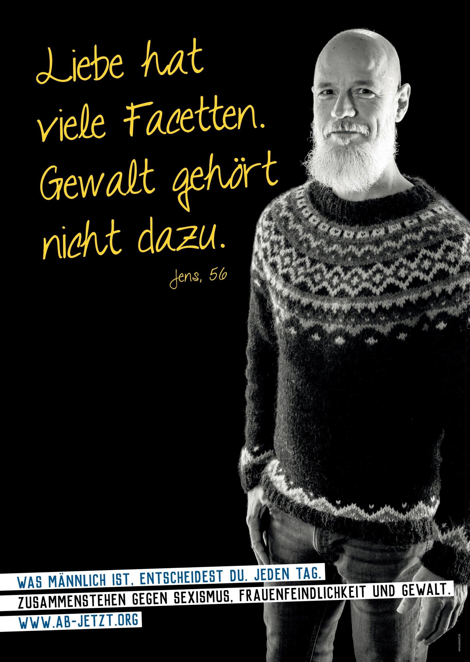 Plakat der LFSH-Kampagne